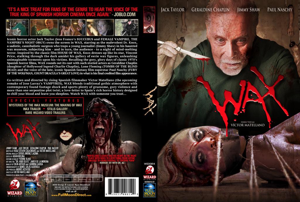 WAX FrontCopy