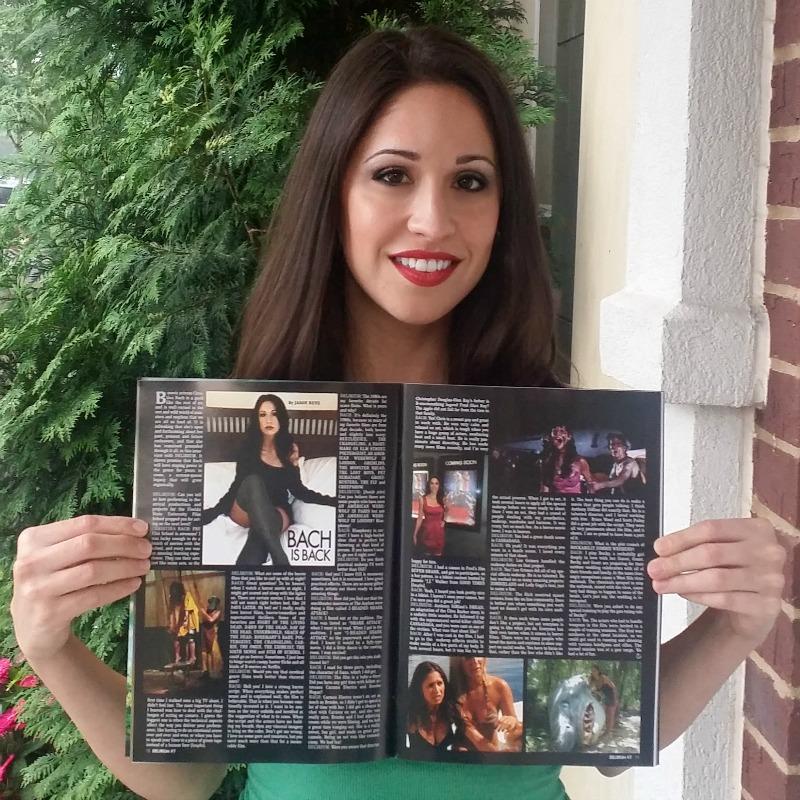 Christina Delirium Article